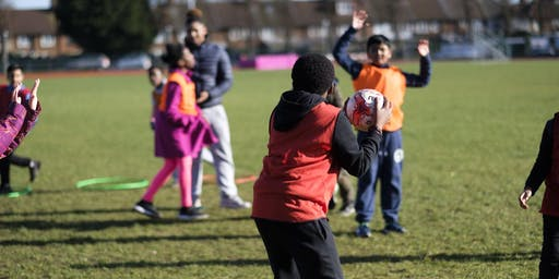 Multi Sports Roadshow - Barking Park