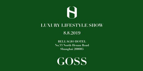 Luxury Lifestyle Show Bellagio Shanghai tickets