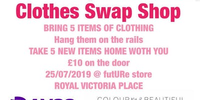 Charity Clothes Swap Shop