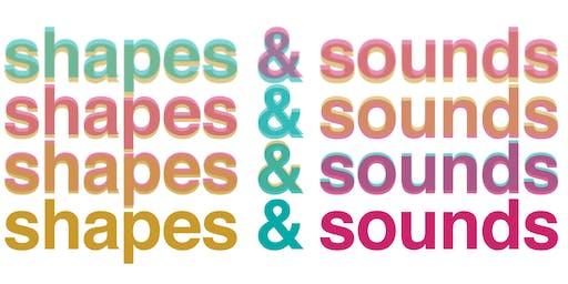 shapes & sounds