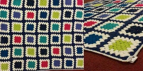 Sunday Crochet Class  tickets