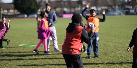 Multi Sports Roadshow - Newlands Park, Thames View tickets