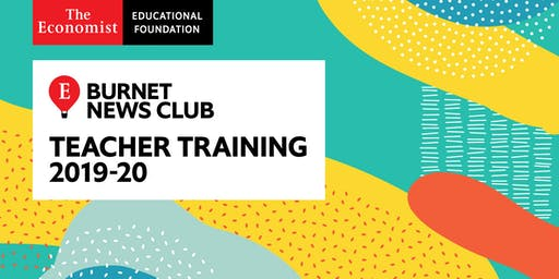 Burnet News Club 2019-20 Teacher Training