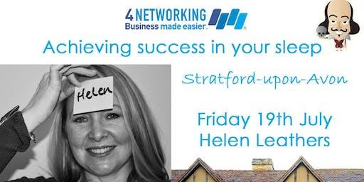 4N Stratford-upon-Avon Breakfast Networking