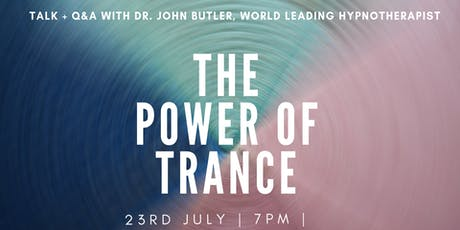 The Power of Trance - in medical and therapeutic settings tickets