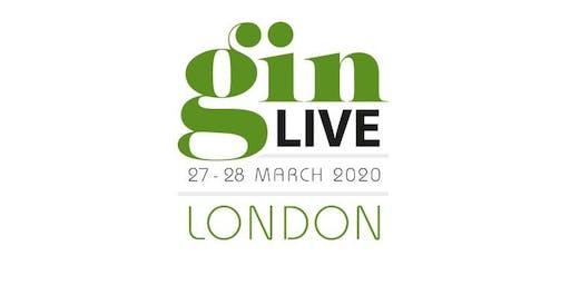 Gin Live London 2020
