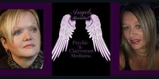 Angels Reunited at Eyres Monsell Club