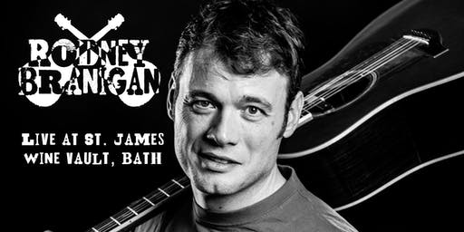 Rodney Branigan Live in Bath