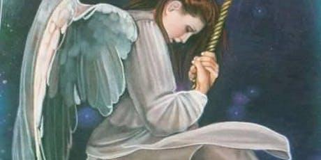 PRIMER CONGRESO MUNDIAL DE ANGEOLOGIA y ANGELOTERAPIA entradas