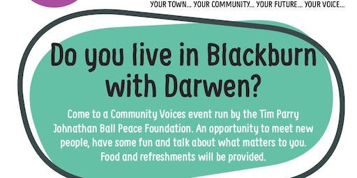 Community Voices - St Oswald's Community Hall