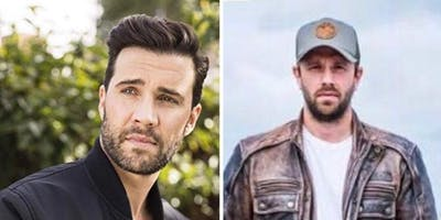 Gil McKinney & Paul Carella