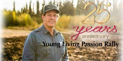Young Living Passion Rally