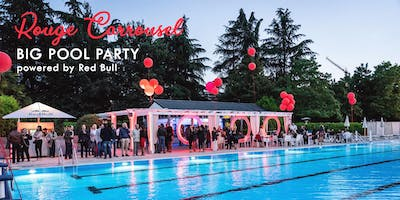 Rouge Carrousel | Pool Party at Harbour Club