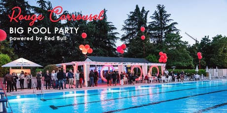 Pool Party at Harbour Club | Rouge Carrousel  biglietti
