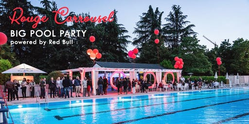 Pool Party at Harbour Club | Rouge Carrousel