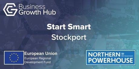 Grow your new business in Stockport - 1 2 1 Advice Appointment tickets