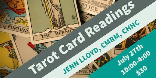 Art to Soul Galleria Presents Professional Tarot with Jenn Lloyd