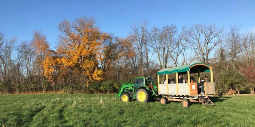 Seven Sons Farms Wagon Tour - August 24, 2019 @ 10:30AM EST