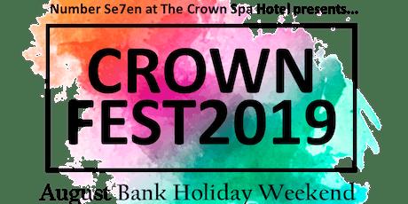Crown Fest 2019 tickets