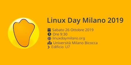 Linux Day Milano 2019 biglietti