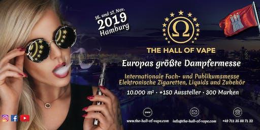 The Hall of Vape Hamburg