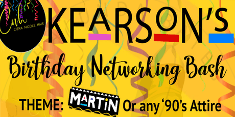 Birthday Networking Bash!! tickets