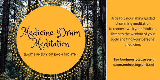 Medicine Drum Meditation