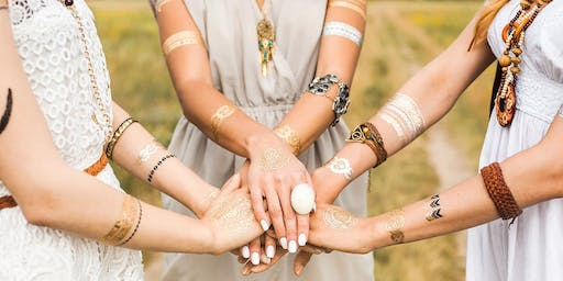 Sacred Soul Sister Circle - Women Empowerment Event // July 2019