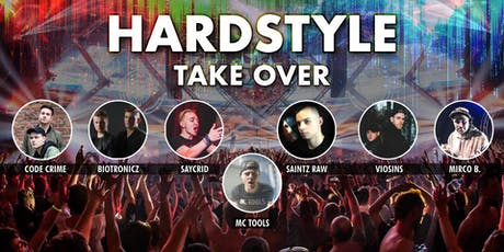 Hardstyle take over - The Summer Edition (18+) Tickets