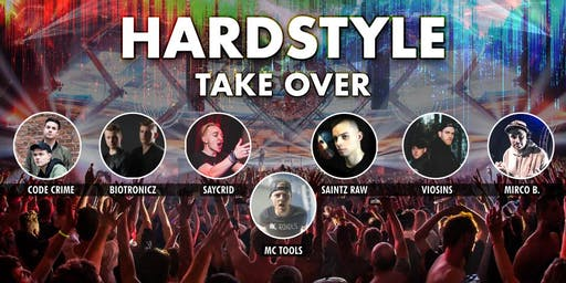 Hardstyle take over - The Summer Edition (18+)