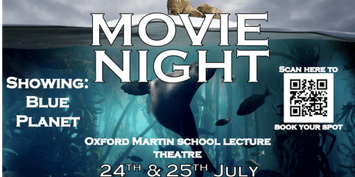 Blue Planet Movie Night