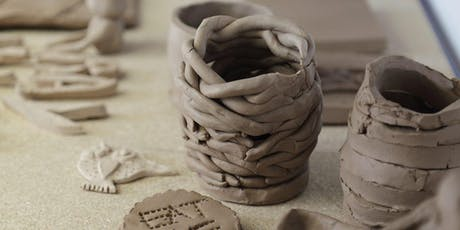 Family Clay - Vessel Building (PM) tickets