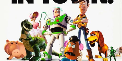 Movies at Martineau Place - Toy Story