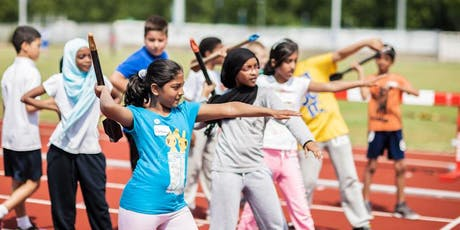 Athletics Camp with BFTTA - 5 to 8 August for 5 to 7 year olds tickets
