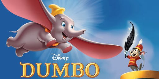Movies at Martineau Place - Dumbo (1941)