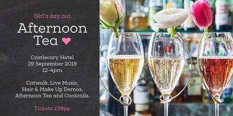 Girls Day Out Afternoon Tea  tickets