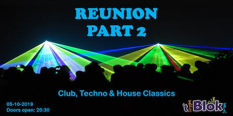 Reunion Part 2 tickets