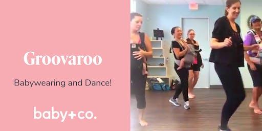 Groovaroo Prenatal and Babywearing Dance