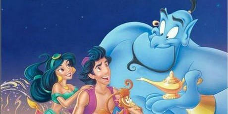 Movies at Martineau Place - Aladdin (1992) tickets