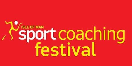 Isle of Man Sport Coaching Festival 2019 tickets