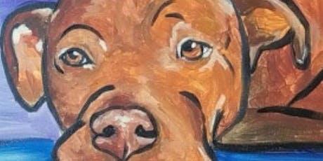 Paint A Pet tickets