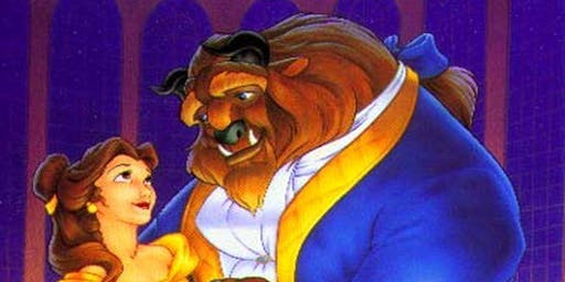 Movies at Martineau Place - Beauty and the Beast (1991)