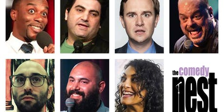 Sunday Funday - July 28th at The Comedy Nest tickets