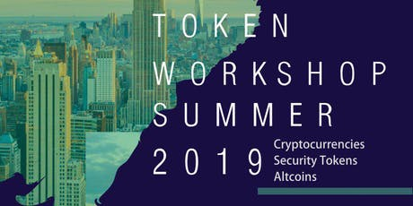 Tokenisation Workshop - Digital Securities, Cryptocurrencies, Fundraising in Token economy 3 August 2019 Hyderabad tickets