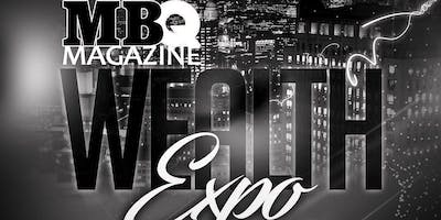 MBQ MAGAZINE WEALTH EXPO featuring Dr. David Anderson Sr. book signing and interview