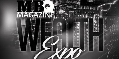 MBQ MAGAZINE WEALTH EXPO featuring Dr. David Anderson Sr. book signing and interview  tickets