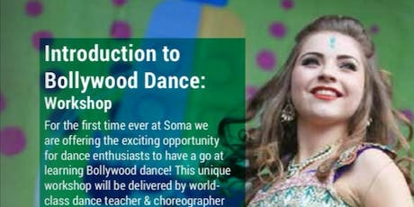 Bollywood Dance At SOMA tickets