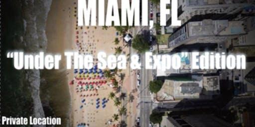3rd Annual Alopecian Beauty Mixer Miami (Under the Sea Edition)