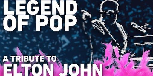 LEGEND OF POP - A TRIBUTE TO ELTON JOHN | Hamburg