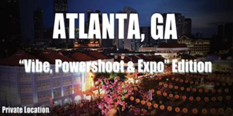 3rd Annual Alopecian Beauty Mixer ATL (Vibe, Powershoot & Expo) Event tickets